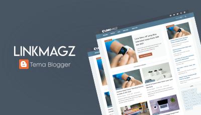 Template Blogger Premium Terbaik Punya Mas Sugeng