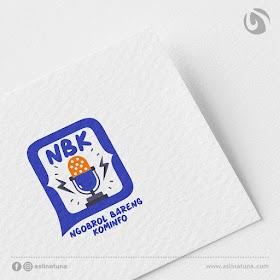 Desain Logo NBK Natuna