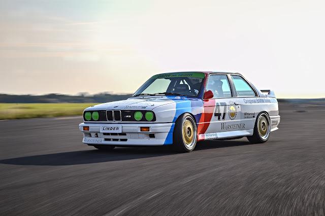 P90237124 highRes 30 χρόνια με BMW M3 – η ιστορία ενός εμβληματικού μοντέλου (Photos)