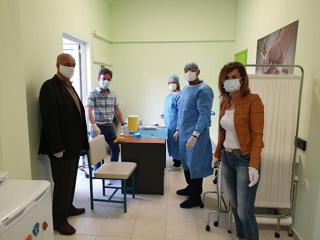 Κοντά στις Σχολικές Καθαρίστριες ο Δήμος Ναυπλιέων