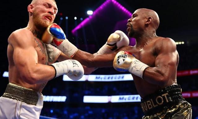 Los memes que dejó la pelea de Mayweather vs McGregor