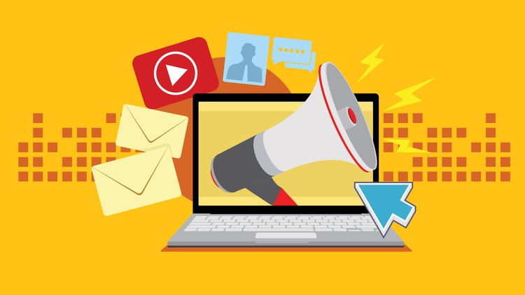 Digital Marketing Course to became Expert Digital Marketeer - Udemy coupon