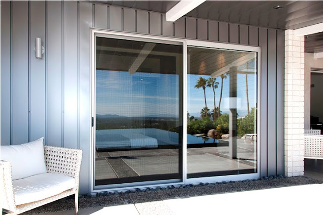 Replacing Sliding GLASS Door with WINDOW