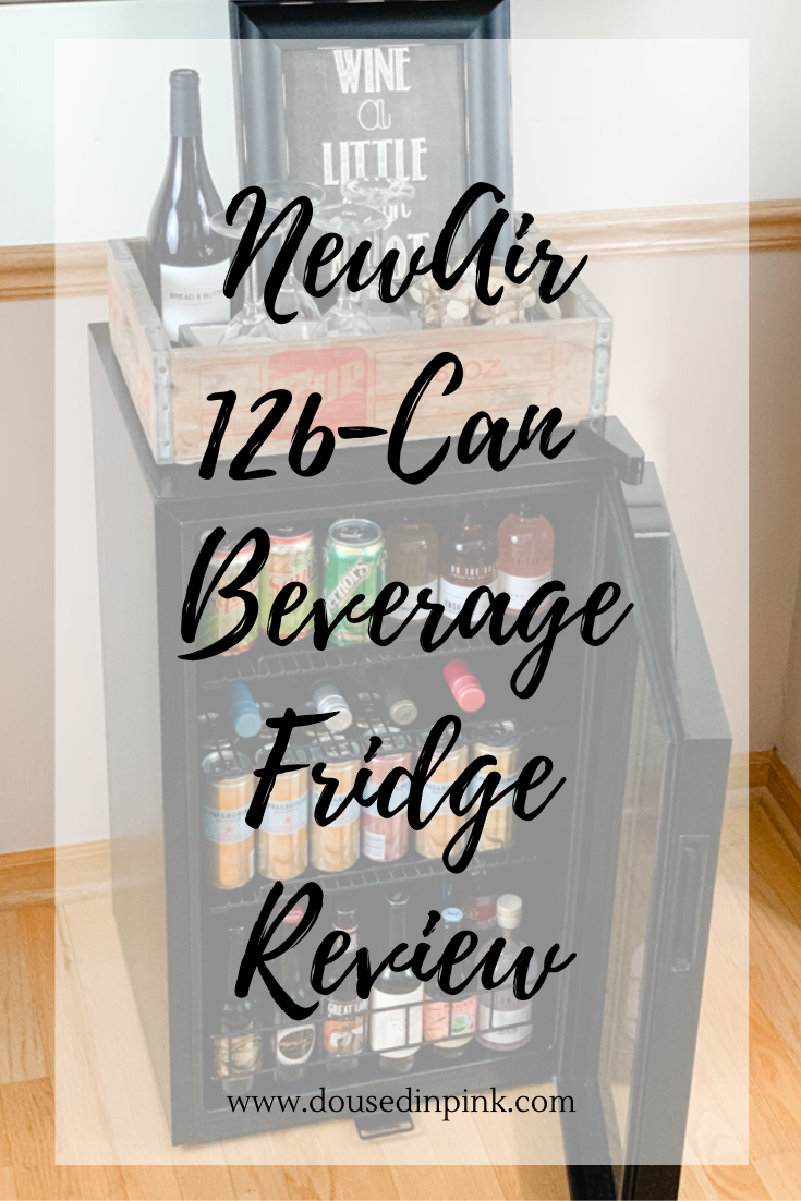 NewAir Beverage Fridge