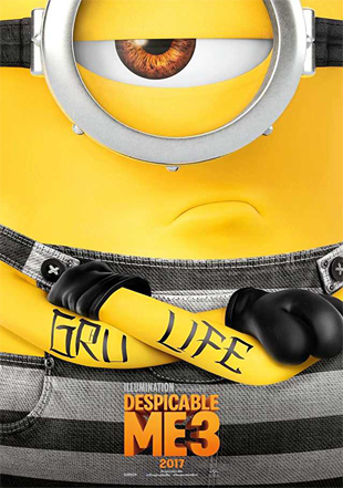 Despicable Me 3 2017 BRRip 720p Dual Audio In Hindi English