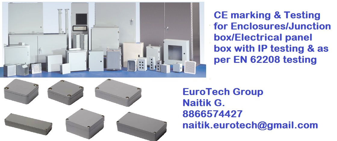 CE Certification & Testing Service provider: CE marking & Testing ...