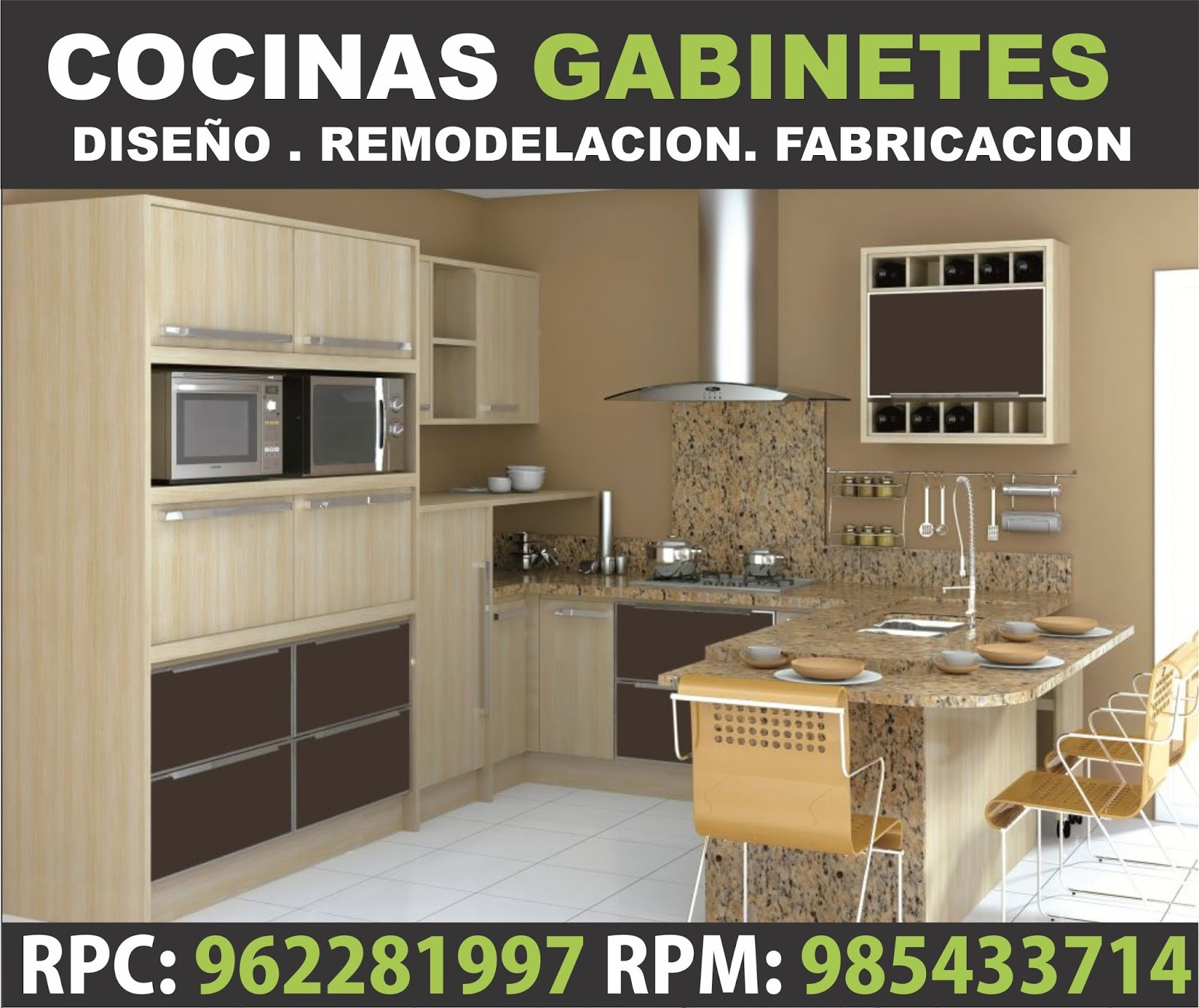 Dise os fabricacion de closet cocina y muebles de oficina for Cocinas hergom catalogo