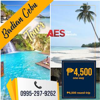 Badian Kawasan Lambug beach Cebu