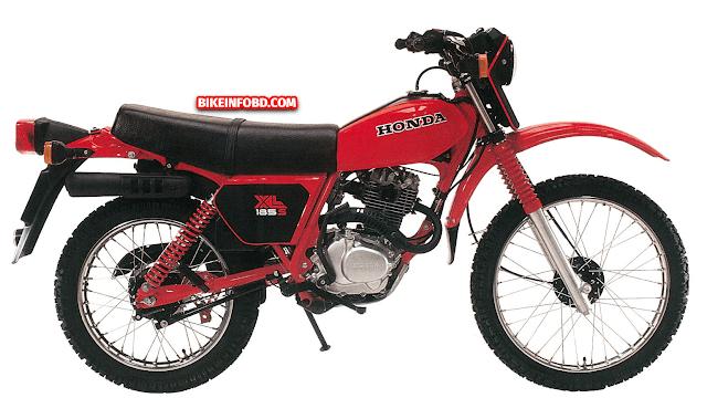 1979 Honda XL185S