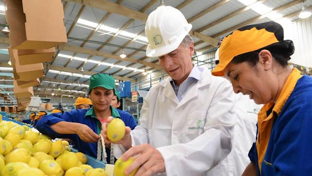 """Macri en Tucumán: """"Empezamos a ponernos de acuerdo y por eso el país está en marcha"""""""