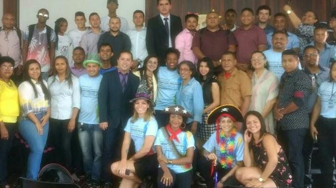 JUVENTUDE PREVENIDA: Coordenação de Juventude de Caxias recomenda, previna-se e caia na folia com segurança