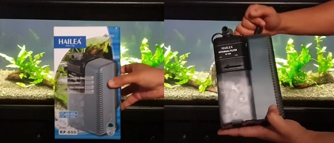 Aquarium Internal Filter