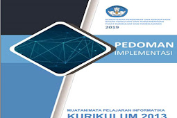 Download Pedoman Implementasi Mata Pelajaran Informatika Kurikulum 2013