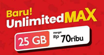 UnlimitedMAX Telkomsel