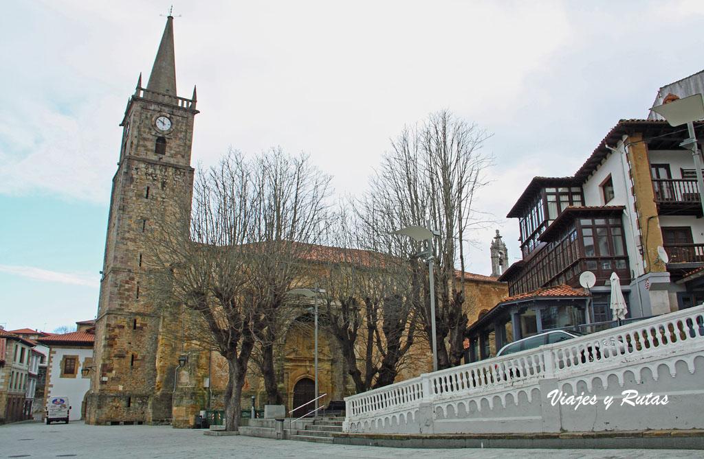 Iglesia de San Cristobal de Comillas