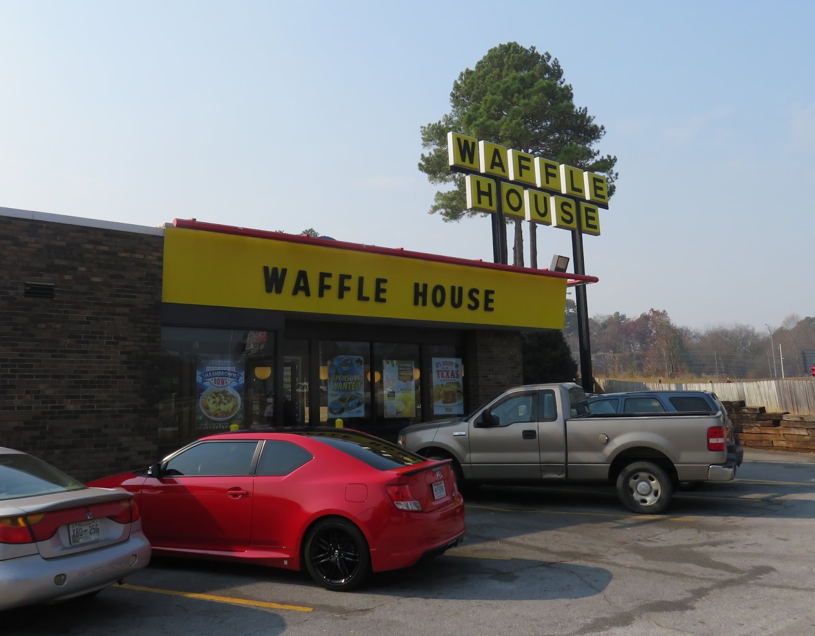 Big Daddy Dave: Waffle House
