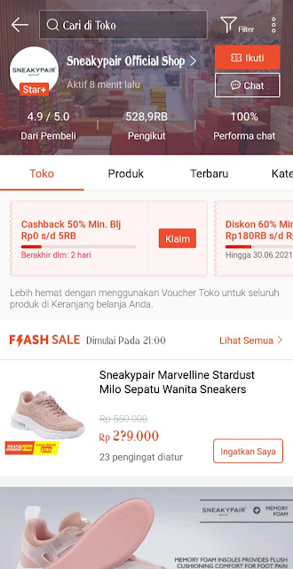 Shopee Sneakypair Official Store