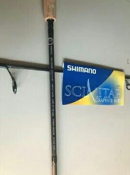Joran Pancing Shimano Scimitar