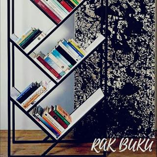 Rak Buku elegan