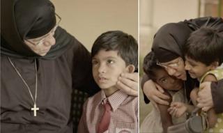Η Μοναχή Νεκταρία που σώζει ορφανά και πτωχά παιδιά