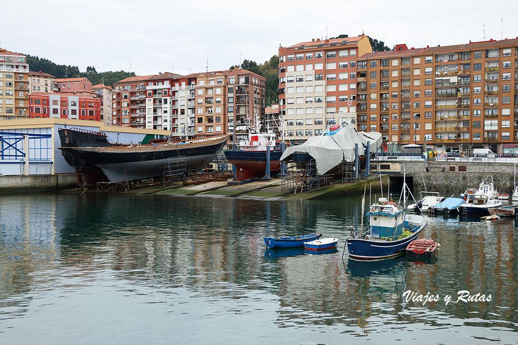 Centro de interpretación de la pesca de la ballena de Bermeo