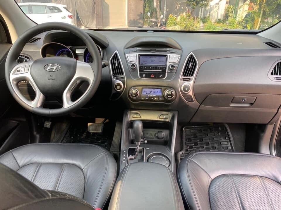 Hyundai Tucson sử dụng 10 năm vẫn có giá hơn 500 triệu đồng