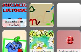 SYMBALOO INFANTIL LECTURA