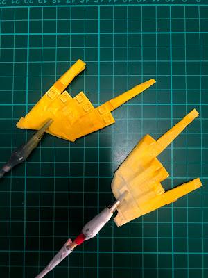 G Generation-F SD BB Senshi RX-93 Nu Gundam Fin Funnels