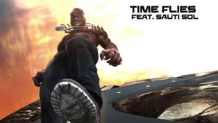 Time Flies Lyrics - Burna Boy Ft. Sauti Sol