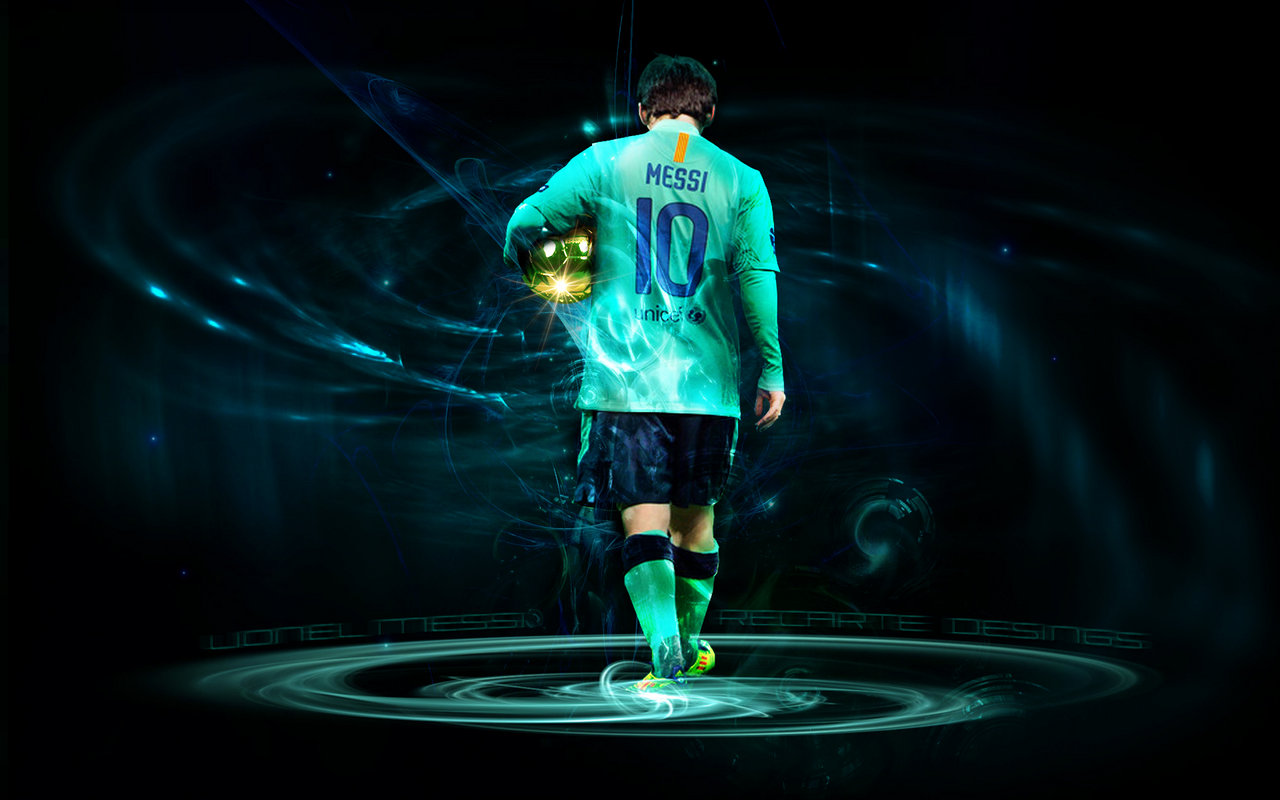 Lionel Messi Wallpaper | Sports Celebrity Wallpapers Collection