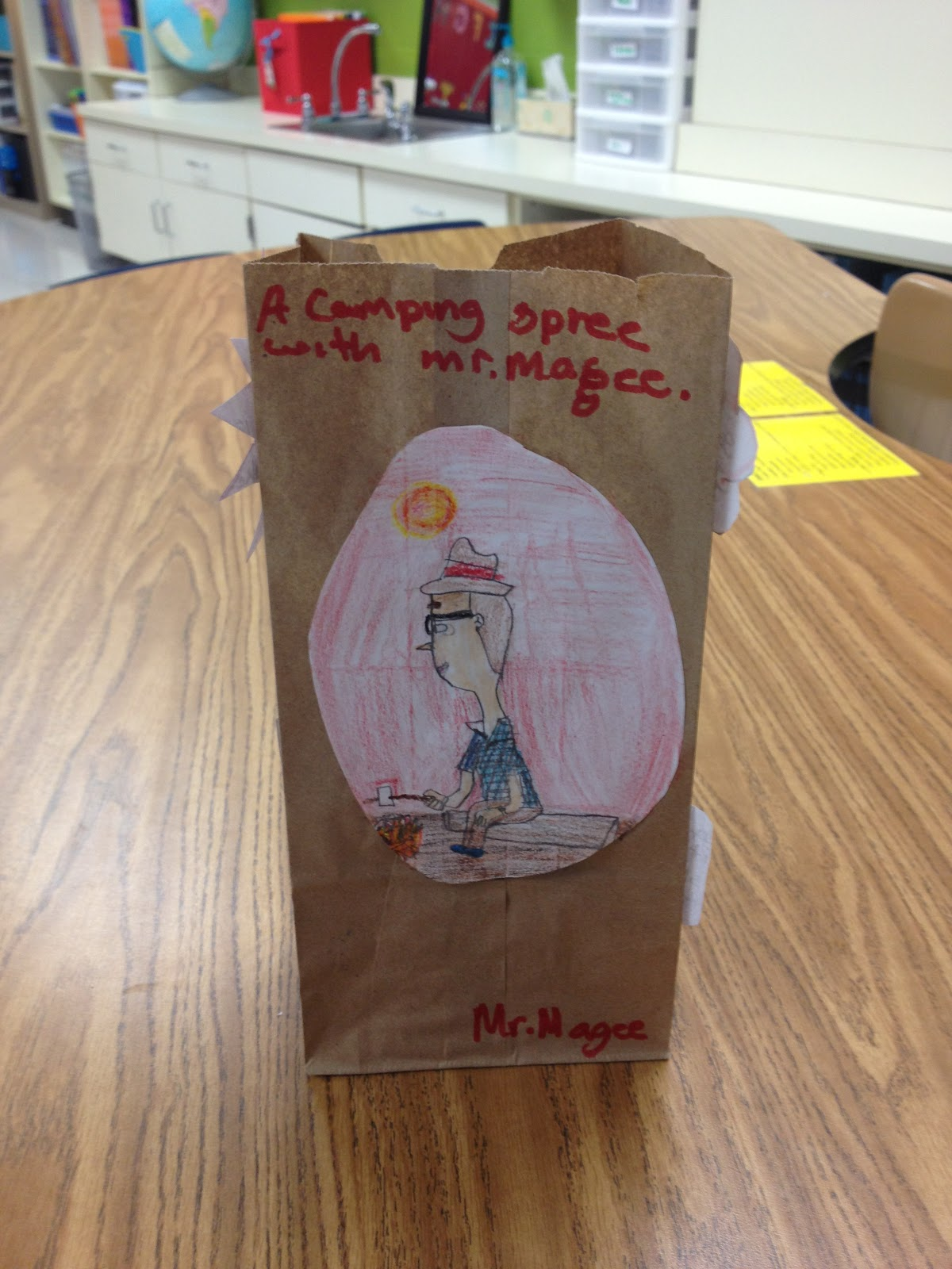 brown bag book report 5th grade Find brown bag it lesson plans and teaching resources quickly find that inspire student learning  students read books and write a unique kind of book report in .