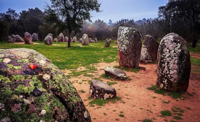 História do Cromeleque dos Almendres