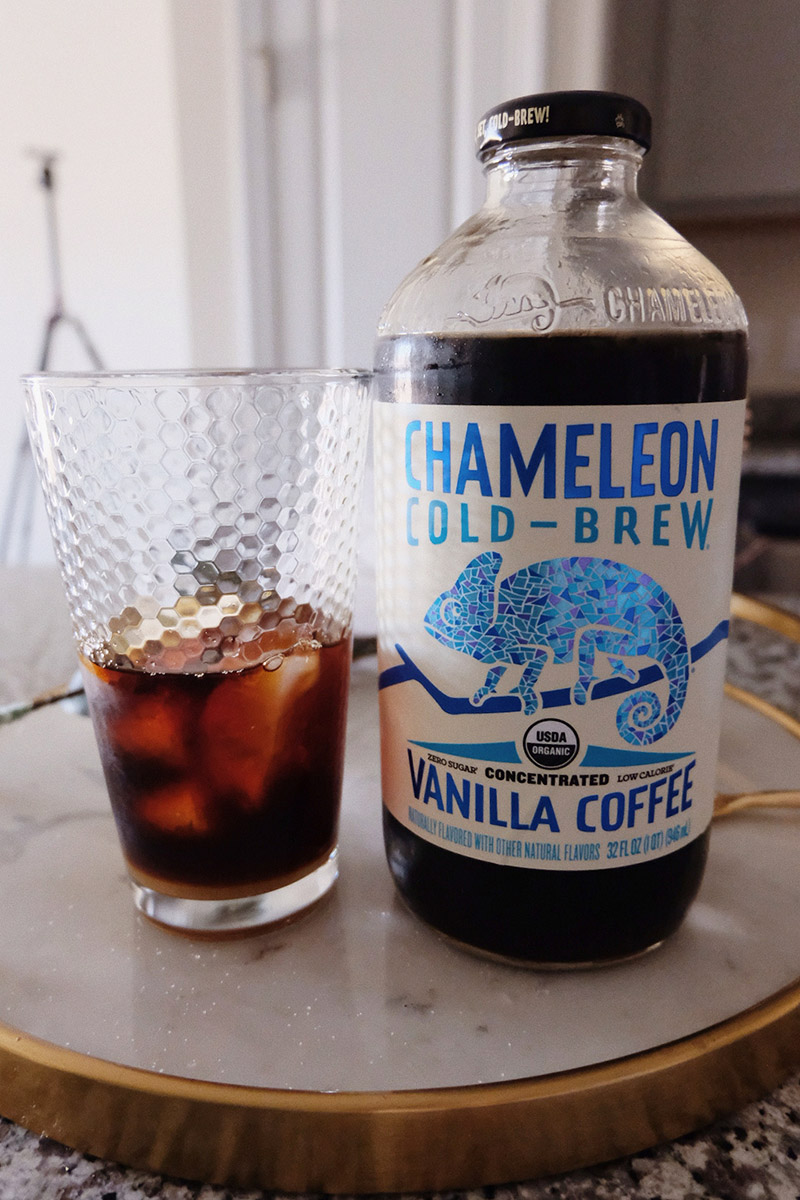 chameleon cold brew concentrate