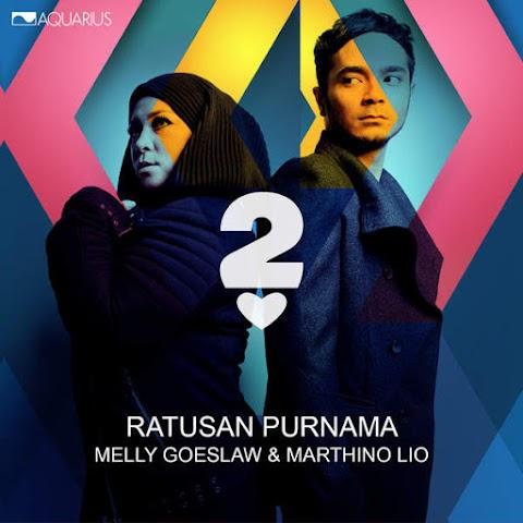Melly Goeslow & Marthino Lio - Ratusan Purnama MP3