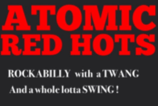 The Nutty Irishman: Live Music by The Atomic Red Hots, Saturday February 3rd