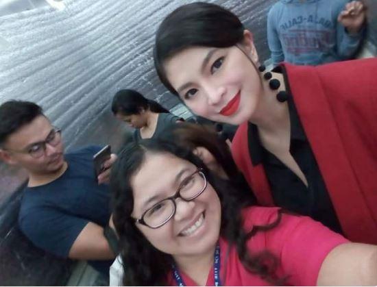 Female Netizen Shares That Angel Locsin Is Her Girl Crush In Showbiz