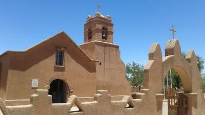 Iglesia de San Pedro de Atacama