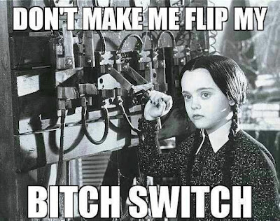 I will flip the switch Real Quick