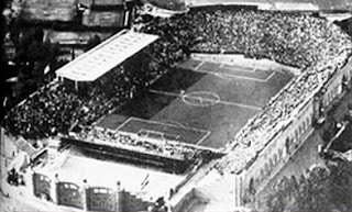 The 1934 World Cup final took place in the Stadio Nazionale del PNF - the national stadium of the Fascist party