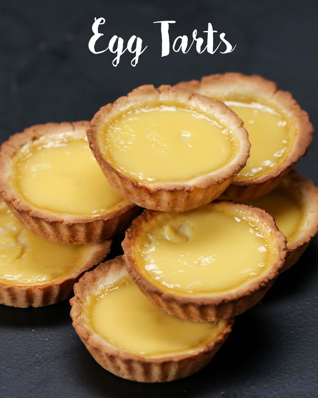 how to make macau egg tart