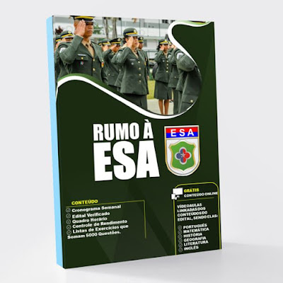 Curso Online Rumo à ESA 2020 - Concursos Públicos