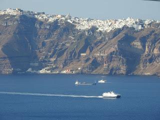 best hotels in Santorini Caldera sunset view
