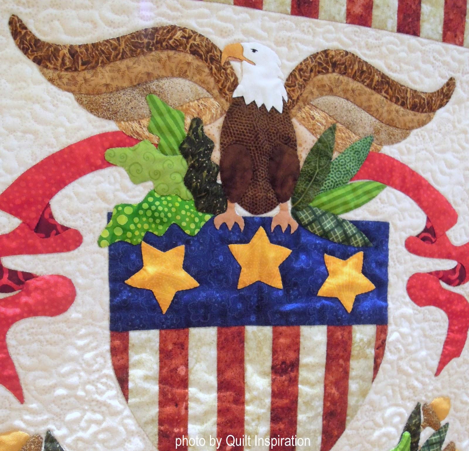 Happy Fourth of July 2016 | Quilt Inspiration | Bloglovin' : fourth of july quilt pattern - Adamdwight.com