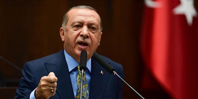 AS Jual Senjata Ke Israel, Erdogan: Biden Menulis Sejarah Dengan Darah