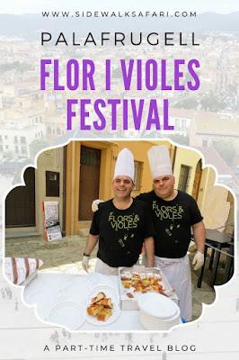 Travel Spain: Flor i Violes Festival Palafrugell