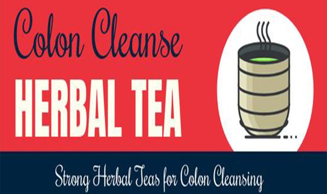 Colon Cleanse Herbal Tea
