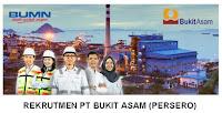 PT Bukit Asam (Persero) Tbk- Penerimaan Untuk Posisi Trainee July - August 2019