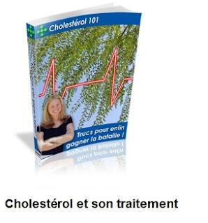 Raisons du cholestérol et traitement
