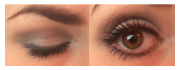 Smokey Eye Look with Yves Rocher