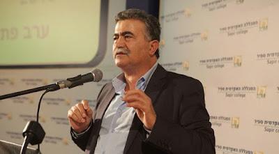 Amir Peretz admite colapso nas eleições de setembro